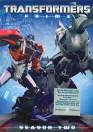 Transformers Prime: Complete Second Season Movie