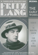 Fritz Lang: The Early Works Movie