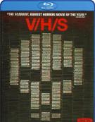 V/H/S Blu-ray