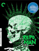 Repo Man: The Criterion Collection Blu-ray