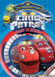Chuggington: Chug Patrol - Ready To Rescue  Movie