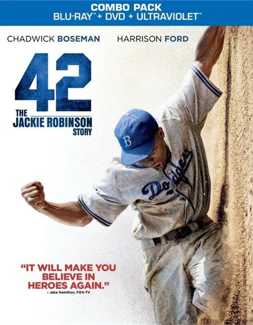 42 (Blu-ray + DVD + UltraViolet) Blu-ray