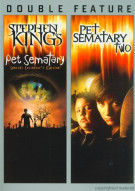 Pet Sematary / Pet Sematary 2 (Double Feature) Movie