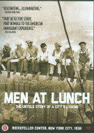 Men At Lunch Movie