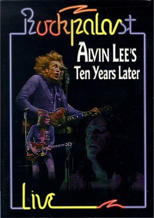 Alvin Lee's Ten Years Later: Rockpalast Live (DVD 1978 ...