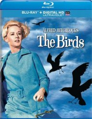 Birds, The (Blu-ray + Digital Copy + UltraViolet) Blu-ray