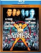Any Given Sunday: 15th Anniversary (Blu-ray + DVD)  Blu-ray