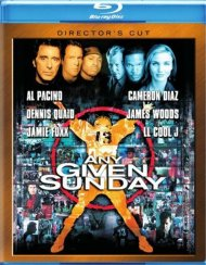 Any Given Sunday: 15th Anniversary (Blu-ray + DVD)  Blu-ray
