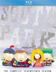 South Park: The Complete Seventeenth Season Blu-ray