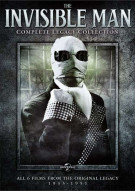 Invisible Man, The: Complete Legacy Collection Movie