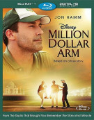 Million Dollar Arm (Blu-ray + Digital HD) Blu-ray