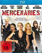 Mercenaries Blu-ray
