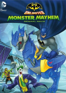 Batman Unlimited: Monster Mayhem Movie