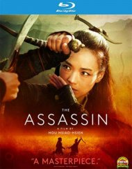Assassin, The Blu-ray