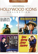 Universal Hollywood Icons Collection: James Stewart Movie