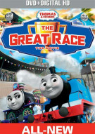 Thomas & Friends: The Great Race (DVD + UltraViolet) Movie