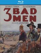 3 Bad Men Blu-ray