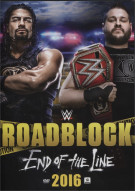 WWE: Roadblock 2016 Movie