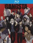 GANGSTA:  Complete Series (Blu-ray + DVD Combo) Blu-ray