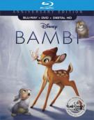 Bambi: Signature Collection Blu-ray