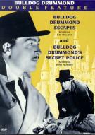 Bulldog Drummond Escapes/ Bulldog Drummonds Secret Police Movie