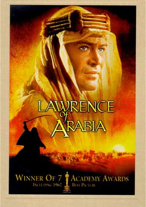 Lawrence Of Arabia Movie