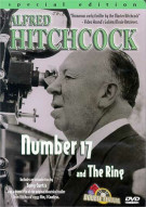 Number 17 / The Ring: Alfred Hitchcock Movie