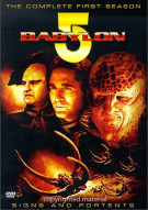 Babylon 5: The Complete First Season Movie