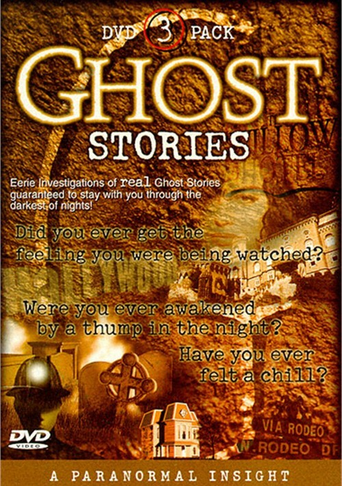 Ghost Stories Box Set Movie