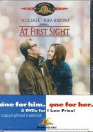 At First Sight/ Kill Me Again (Val Kilmer 2-Pack) Movie