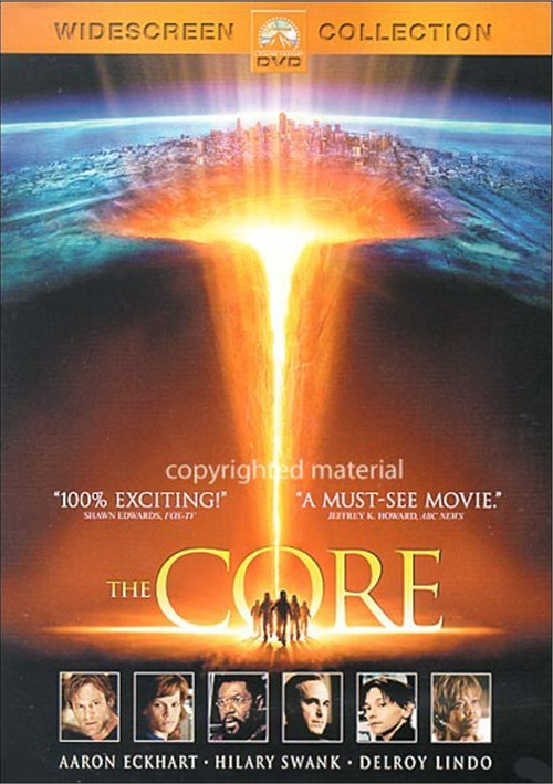 Core, The (Widescreen) Movie