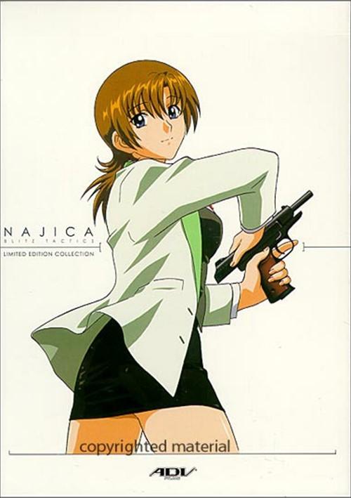 Najica Blitz Tactics: Volume 1 (with Collectors Box) Movie