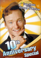 Late Night with Conan OBrien 10th Anniversary Special Movie