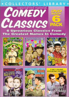 Comedy Classics (6 DVD Box Set) (Alpha) Movie