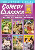 Comedy Classics (6 DVD Box Set) (Alpha) Movie