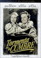 Tormenta En La Cumbre (Storm At The Top Of The Mountain) Movie