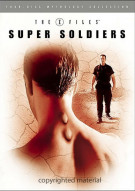 X-Files Mythology Volume 4: Super Soldiers Movie