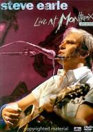 Steve Earle: Live At Montreux 2005 Movie