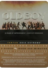 Oldboy: Collectors Edition Movie
