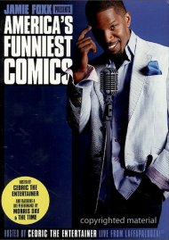 Jamie Foxx Presents Americas Funniest Comics: Vol. 1 Movie