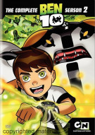 Ben 10: The Complete Season 2 Movie