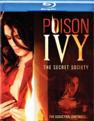 Poison Ivy: The Secret Society Blu-ray