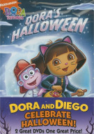 Dora And Diego Celebrate Halloween: Doras Halloween / Diegos Halloween (2 pack) Movie