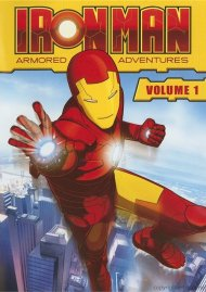 Iron Man: Armored Adventures - Volume 1 Movie