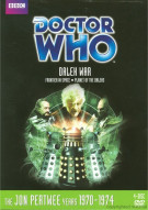 Doctor Who: Dalek War Movie