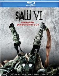 Saw VI: Unrated Directors Cut Blu-ray