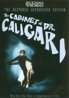 Cabinet Of Dr. Caligari, The Movie
