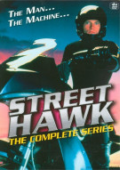 Street Hawk: The Complete Series Movie