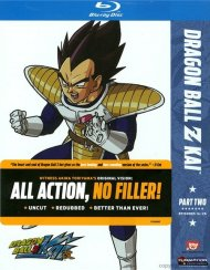 Dragon Ball Z Kai: Part 2 Blu-ray