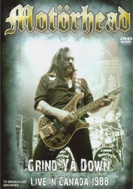 Motorhead: Grind Ya Down Movie